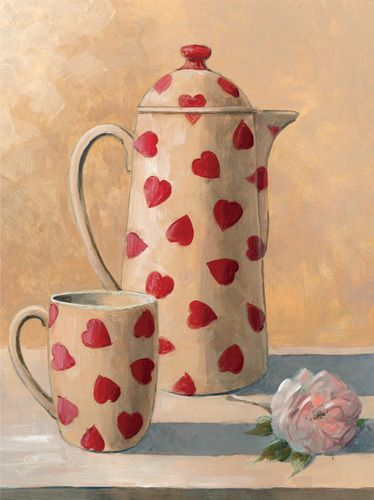 a cup of love in the morning <3