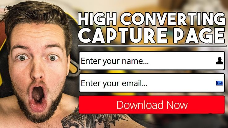 How to Create A High Converting Lead Capture Page | Online Business Cour...