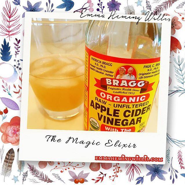 46 Best Images About Magic Elixir Apple Cider Vinegar On