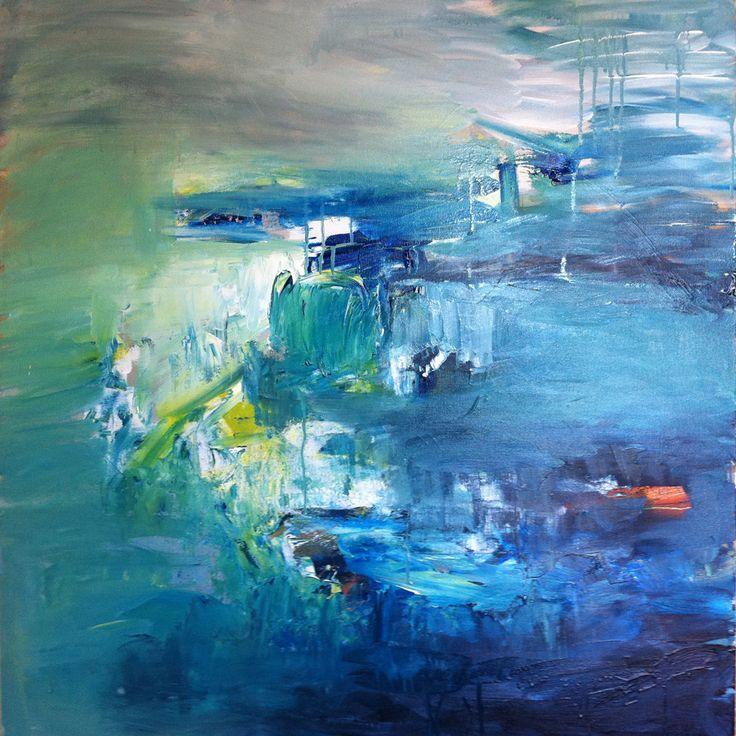 Konst tavlor målningar galleri - konstnär Jonas Jonsson