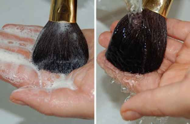 Makeup Brushes | How To Clean (Almost) Anything And Everything