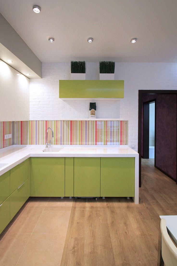 Be Happy - Кухня: рабочее пространство   PINWIN - конкурсы для архитекторов, дизайнеров, декораторов