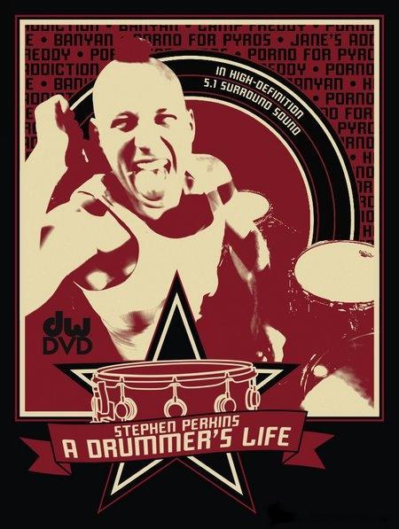 Stephen Perkins - Jane's Addiction - Drummer