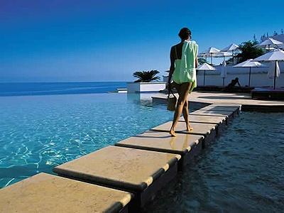 Anassa Hotel in Paphos