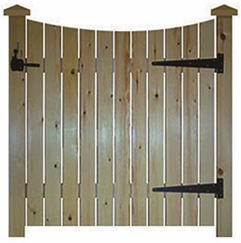 The 25 best Wooden gate designs ideas on Pinterest Fence gate