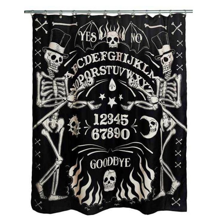 Best 25 Halloween Shower Curtain Ideas On Pinterest