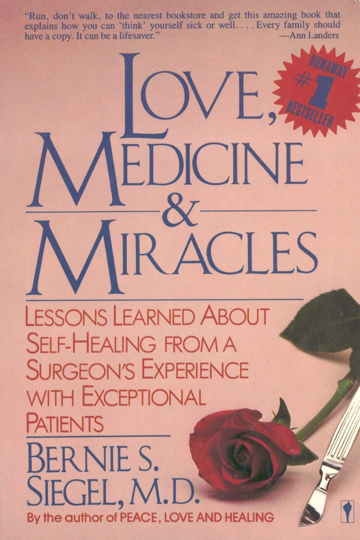 Love, Medicine & Miracles by Bernie Siegel - has some great meditation exercises.