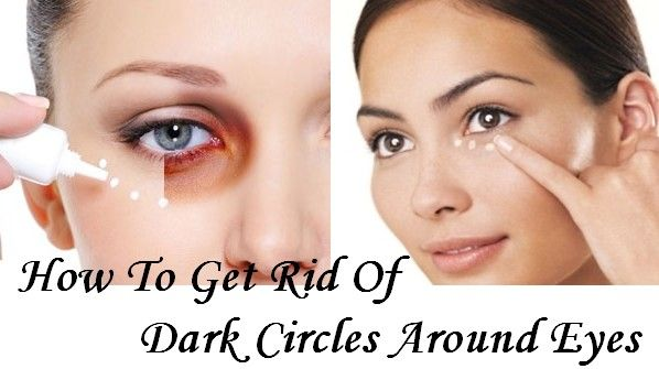 How to Get Rid of Dark Circles - http://www.healthandbeauty23.com/how-to-get-rid-of-dark-circles/