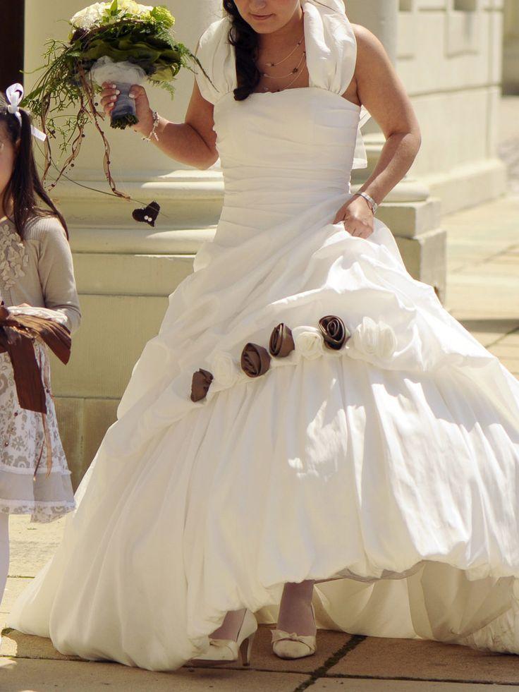 92 best Real Brides - Hochzeit in einem von Cindy & Ella genähten ...