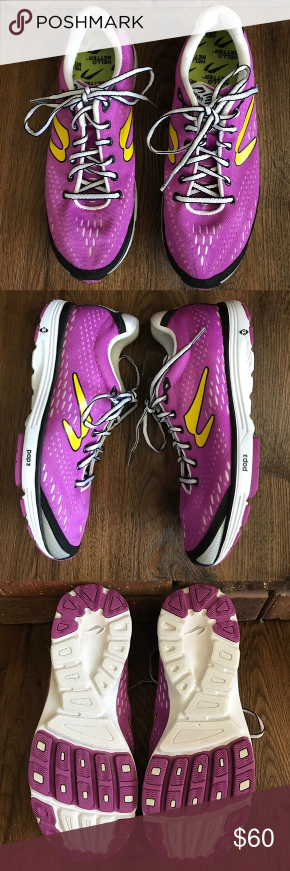 Women's Newton running shoes In excellent condition. Newton Shoes Athletic Shoes