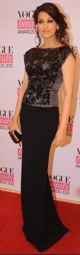 Sonali Bendre in Dior
