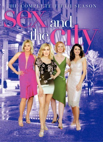 Sex and the City: The Complete Fifth Season DVD ~ Kim Cattrall, http://www.amazon.com/dp/B00008PW2D/ref=cm_sw_r_pi_dp_aSyfqb1HGRNQ2