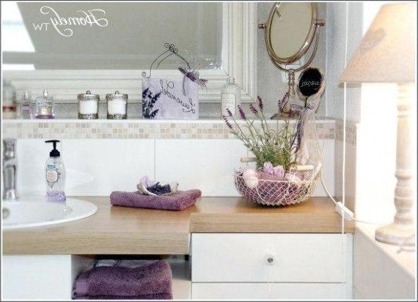 15 Einfache Regeln Von Badezimmer Deko Lavendel Mit Bildern