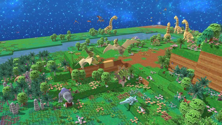 Birthdays the Beginning, le jeu de Yasuhiro Wada à qui l'on doit Harvest Moon, est disponible officiellement depuis ce vendredi en exclusivité sur Playstation 4. Ce titre du type bac à sable vous propose de créer des mondes à base de cubes, de créer des formes de vie et de voir un écosystème évoluer. Si vous faites l'acquisition du jeu, sachez qu'à partir du 17 Mai prochain, deux DLC vous seront offerts sur le Playstation Store. Il s'agit d'objets décoratifs avec une navette spéciale qui…