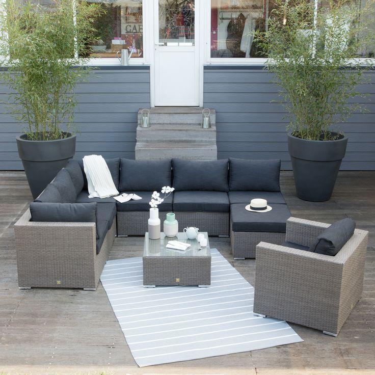 Beautiful Salon De Jardin Resine Vente Flash Ideas - Awesome ...