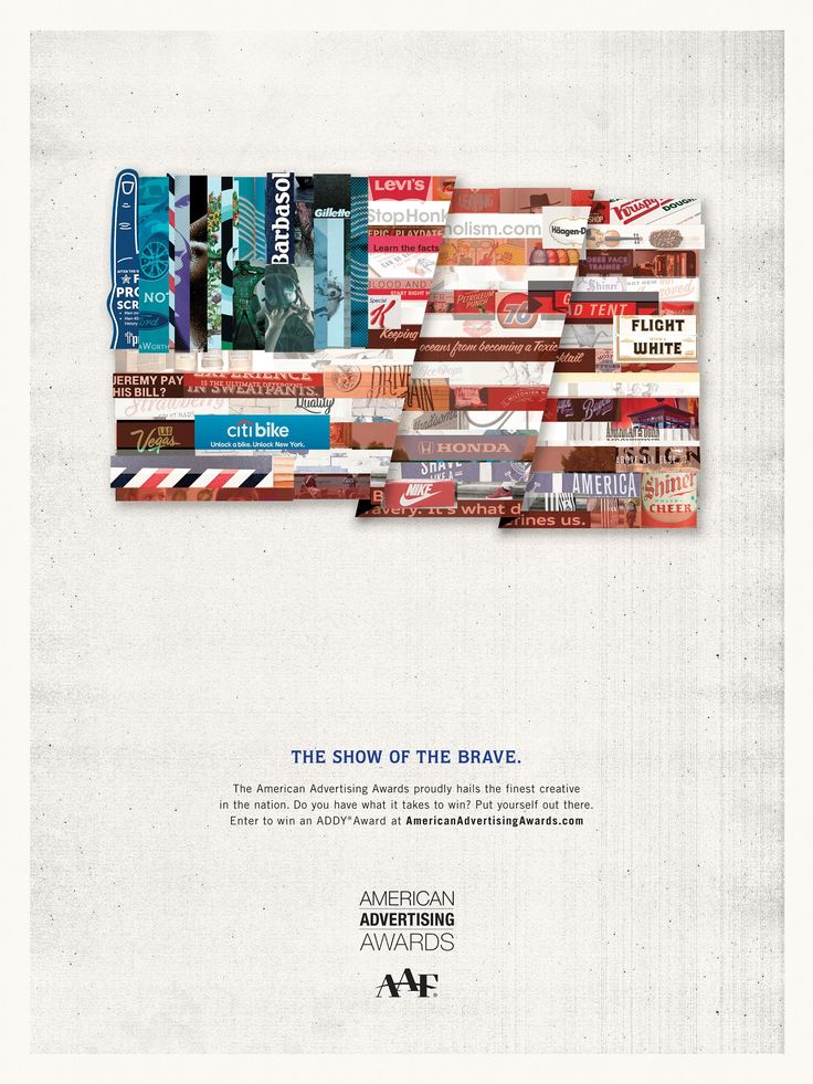 American Advertising Awards: Show of the Brave