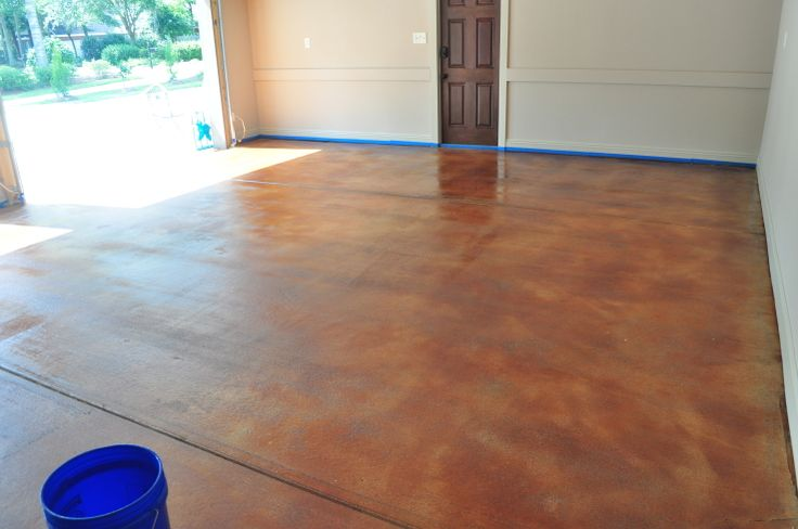 1000 images about concrete staining on pinterest for Clean acid stained concrete