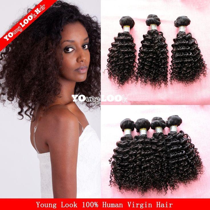 Grade 6A Malaysia curly virgin hair 3pcs lot virgin malaysia human hair weave curly unprocessed Rosa luvinhair kinky curly hair  $169.40 - 254.50