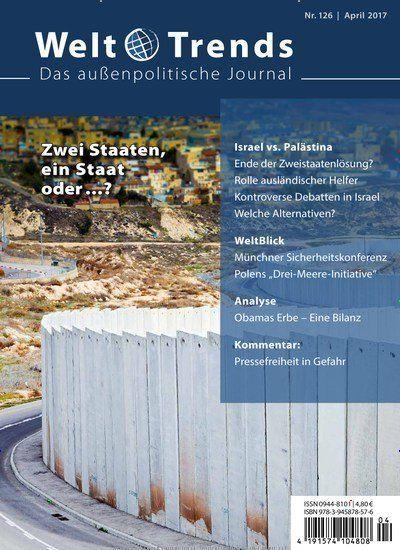 Zwei Staaten, ein Staat oder...? #Israel vs. #Palästina  🤔 Jetzt in WeltTrends:  #Außenpolitik #Politik #Nahost