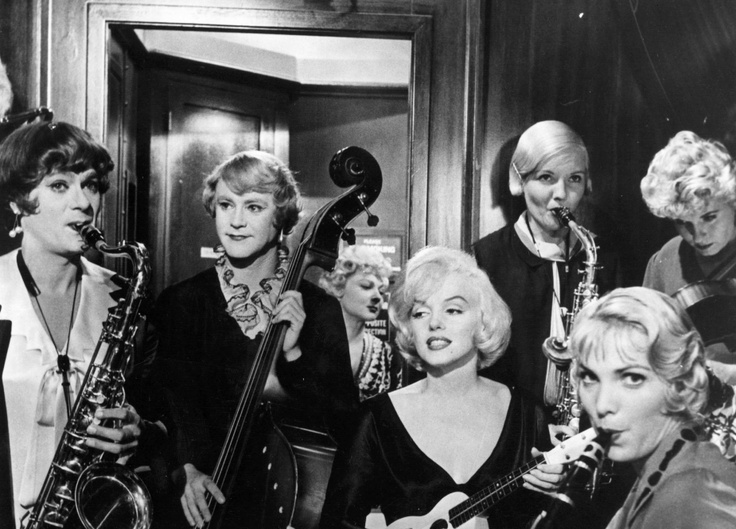 Some Like It Hot (1959) #SomeLikeItHot Click to listen to 101 Audio Quotes.