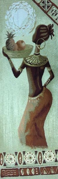 Фрукты Африки (100х35) - Картины - Африка - Каталог гобеленов