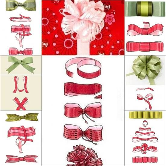 How to DIY Tie a Ribbon Bow for Gift Packaging