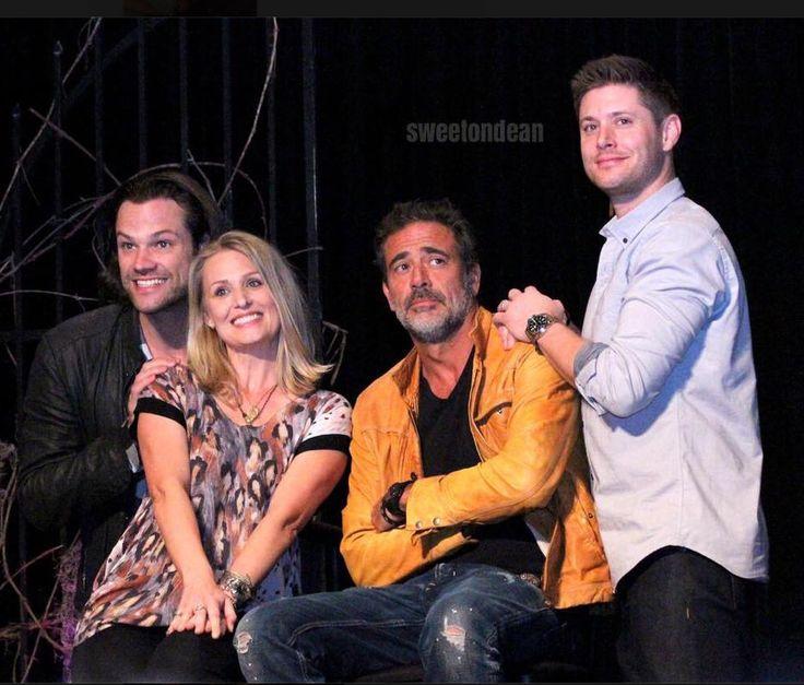 Awkward Supernatural Family Picture! :D (VegasCon2015)