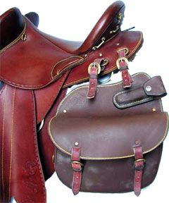 Saddle Bags and Pouches