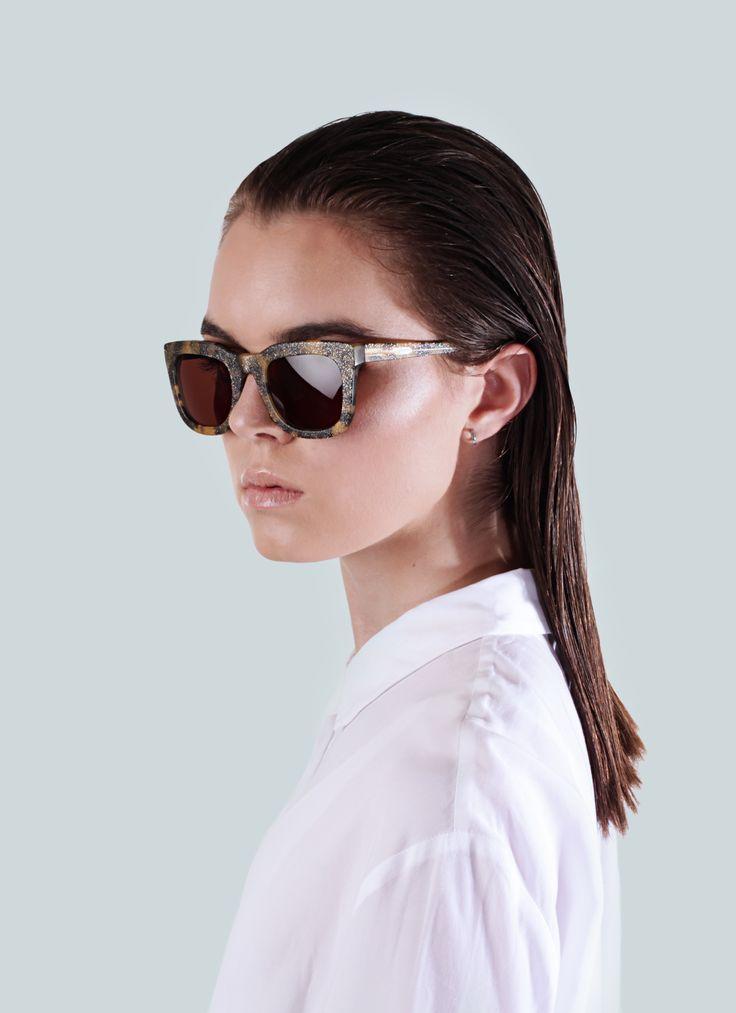 KAIBOSH | CHIPS & SALSA sunglasses in TURTLE BLITZ