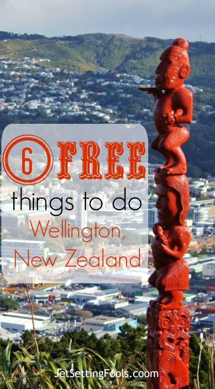 Wellington is our kind of city. It's big enough, but not too big. It's a thriving city, but surrounded in nature. The people are friendly and the craft beer scene is sensational. What Wellington – and all of New Zealand for that matter – is not, however, is a budget destination. The steep prices for accommodations, meals and public transportation add up in hurry. No worries (or she'll be right, as Kiwis would say), once in the city, there is plenty of entertainment