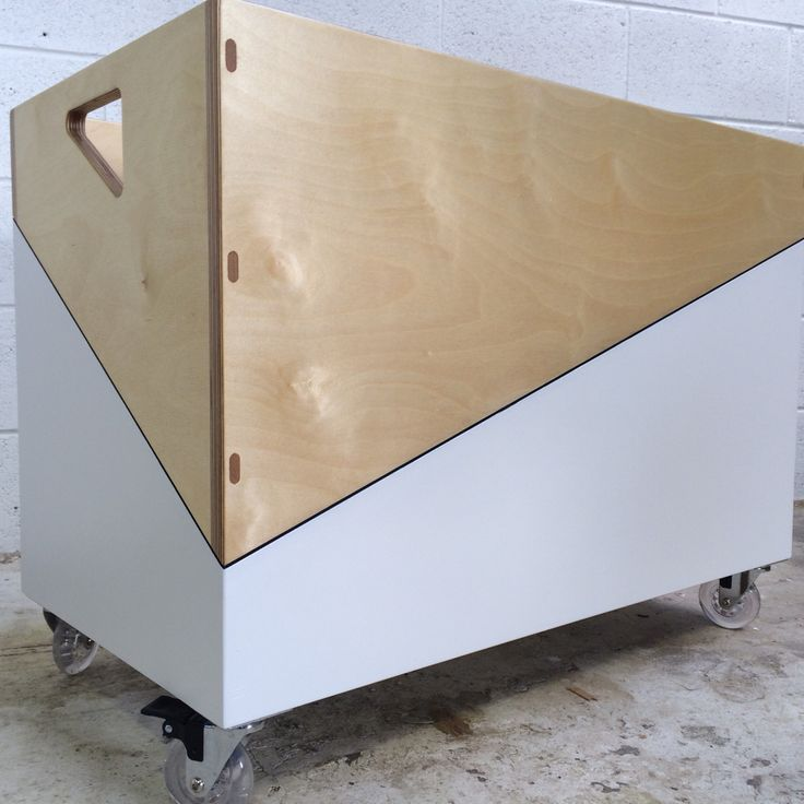The Storage Box designed & manufactured by Maverick Joinery