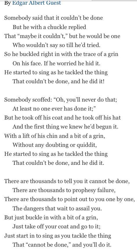 'Desert Place' by Robert Frost