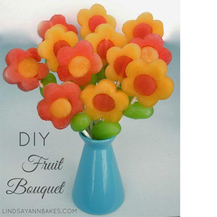 16 best Fruit arrangements images on Pinterest   Edible bouquets ...