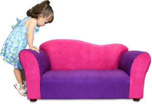 Toddler Lounge Chair With Straps