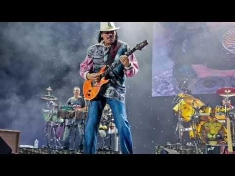 Samba pa ti (Carlos Santana) Guitar Backing Track - YouTube