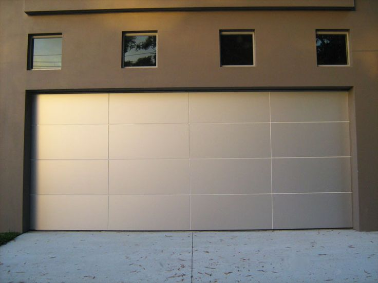 Sectional Panel Lift Garage Door Prices   Steel Line Garage Doors