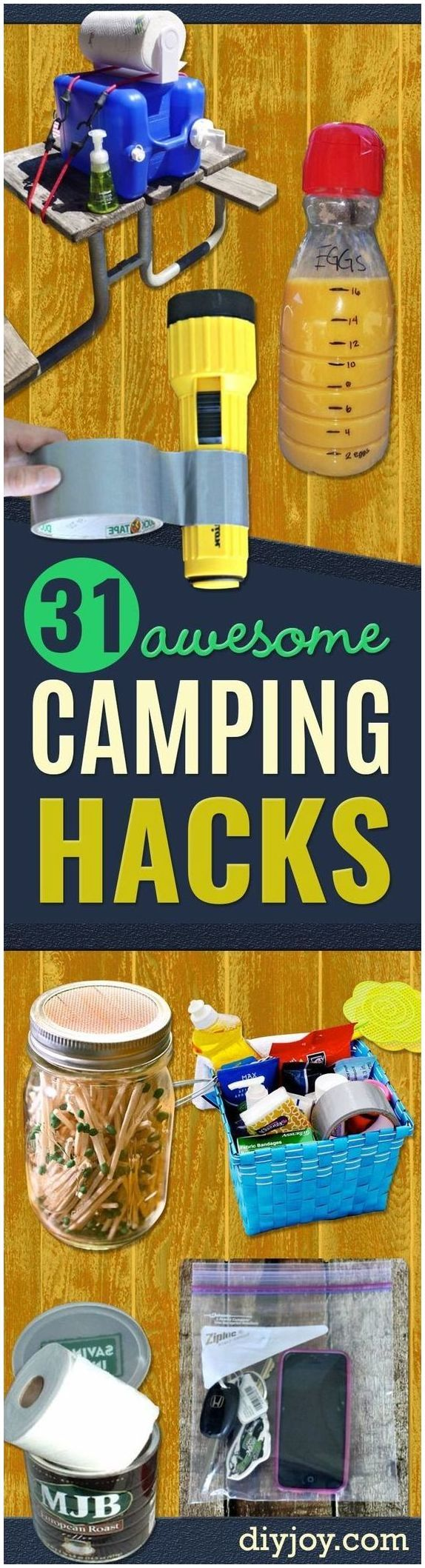 14 best Camping Supplies List images on Pinterest ...