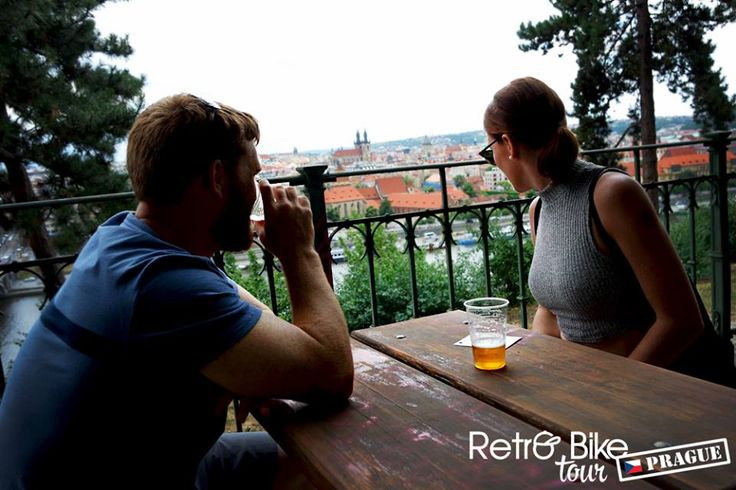 Beers and Panorama! That's what heaven looks like, right?!