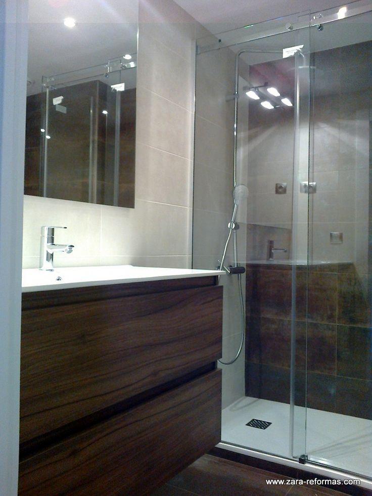 Reforma de baño en Zaragoza, instalación realizada por Zarareformas.