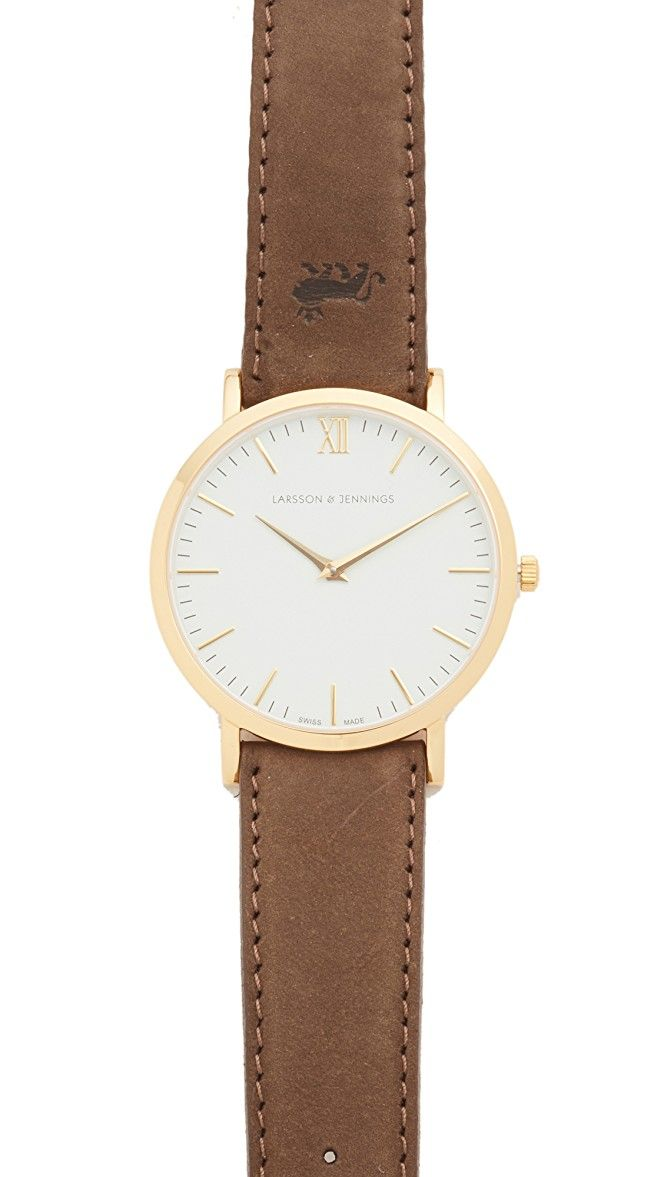 Larsson & Jennings Lader Watch   EAST DANE Use Code EDNC17 for 15% Off