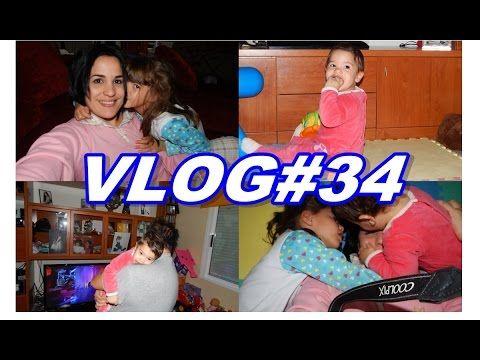 Diente flojo/vlogmas/SOY PELUQUERA/vlog #34/BEBE SERGIO 10 MESES