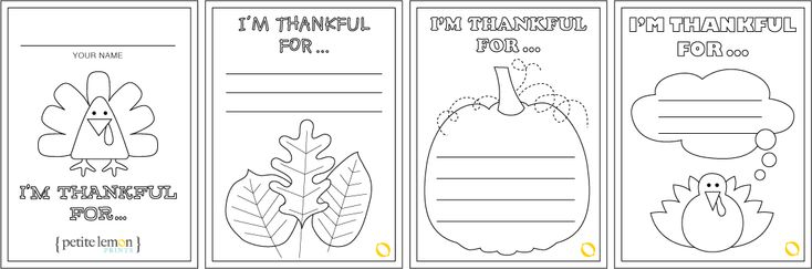 Being Thankful ColoringPages (With images) | Thankful ...