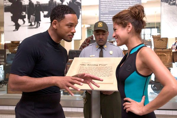 Hitch, (especialista en ligues) (2005), con Will Smith y Eva Mendes