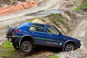 VW Golf Country - AUTO BILD KLASSIK