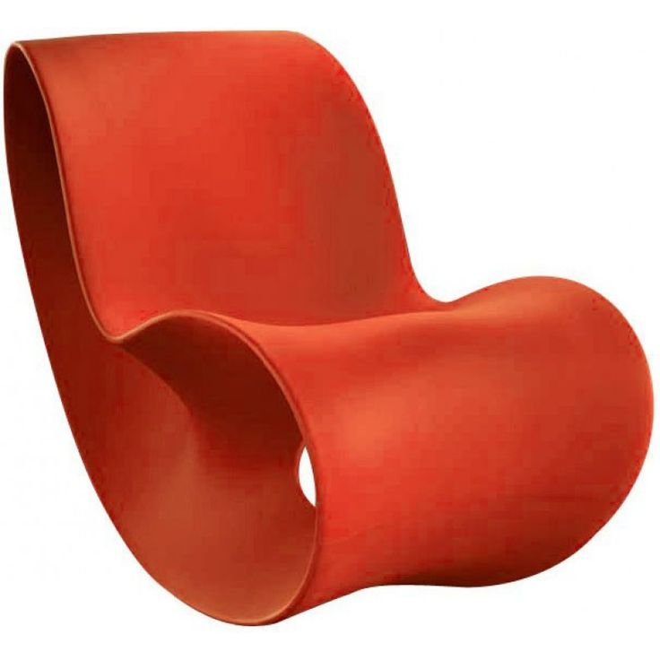 Magis Voido Rocking Chair | Ron Arad Chair
