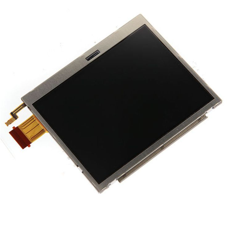 New Stylish Hot Sale Lower Bottom Touch LCD Display Repair Parts LCD Screen for Nintendo for DSi for NDSi Replacement