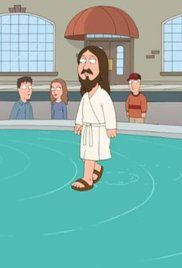 I Dream Of Jesus Streaming Ita. Peter discovers that Jesus Christ is working at a used record store and Quahog, and sets out to let everyone know that he has come back.