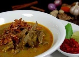 Resep Masakan Gulai Kambing Bahan: - 400 gram daging kambing, potong-potong - 2 butir cengkeh - 1/4 sendok teh pala - 2 cm kayumanis ...