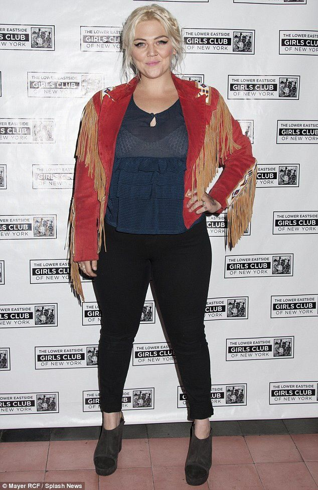 Elle King- Semi-obsessed with her style.                                                                                                                                                                                 More