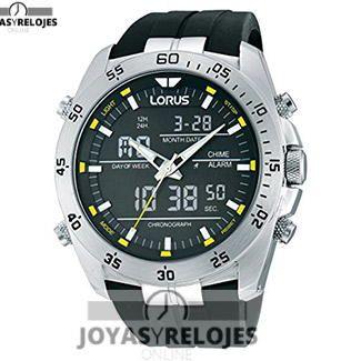 ⬆️😍✅ Seiko Sport de Caballero 😍⬆️✅ Colosal ejemplar perteneciente a la Colección de RELOJES SEIKO ➡️ PRECIO 87.86 € Disponible en 😍 https://www.joyasyrelojesonline.es/producto/seiko-sport-reloj-de-cuarzo-para-hombre-correa-de-goma-color-negro/ 😍 ¡¡Corre que vuelan!! #Relojes #RelojesSeiko #Seiko Compralo en https://www.joyasyrelojesonline.es/producto/seiko-sport-reloj-de-cuarzo-para-hombre-correa-de-goma-color-negro/